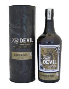 Eine Flasche Kill Devils Rum